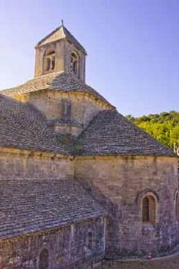 Abbaye de Senanque dans le Luberon