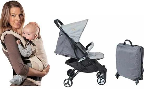 poussette-et-porte-bébé