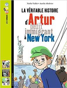 livre-enfant-new-york-récit