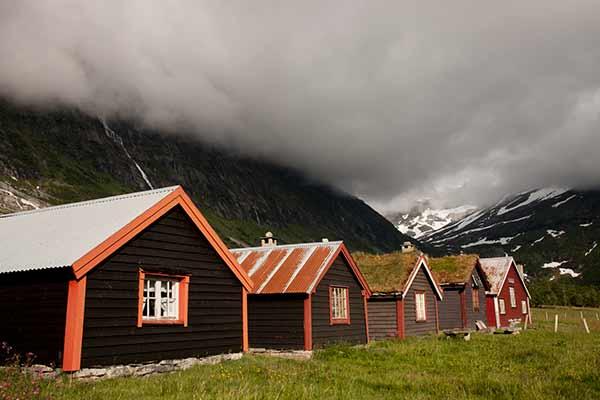 randonnée-Norvège-montagne