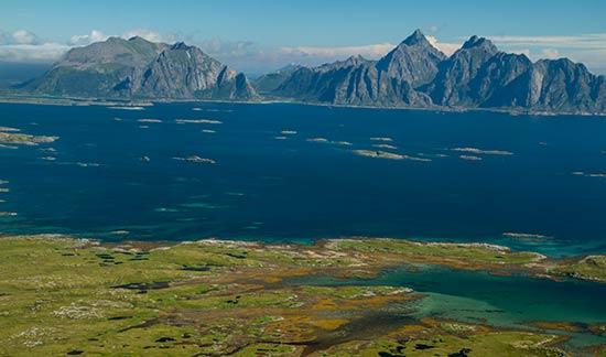 Lofoten-Rando-en-norvège