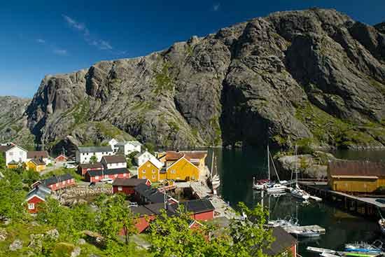nustfjord-Lofoten-en-norvège