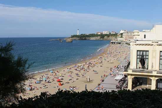 biarritz-en-famille-plage