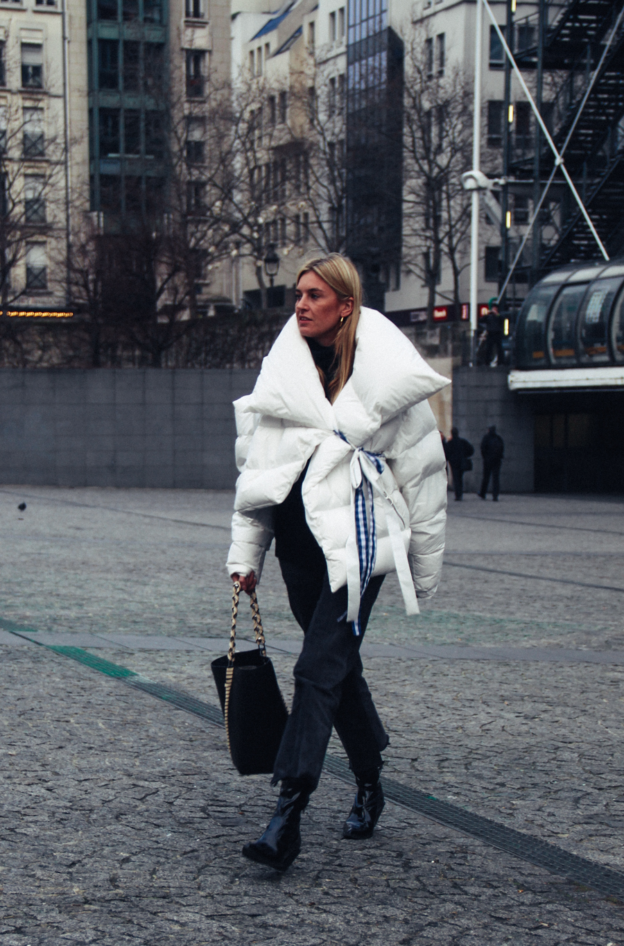 28 street looks from Paris couture week: Camille Charriere