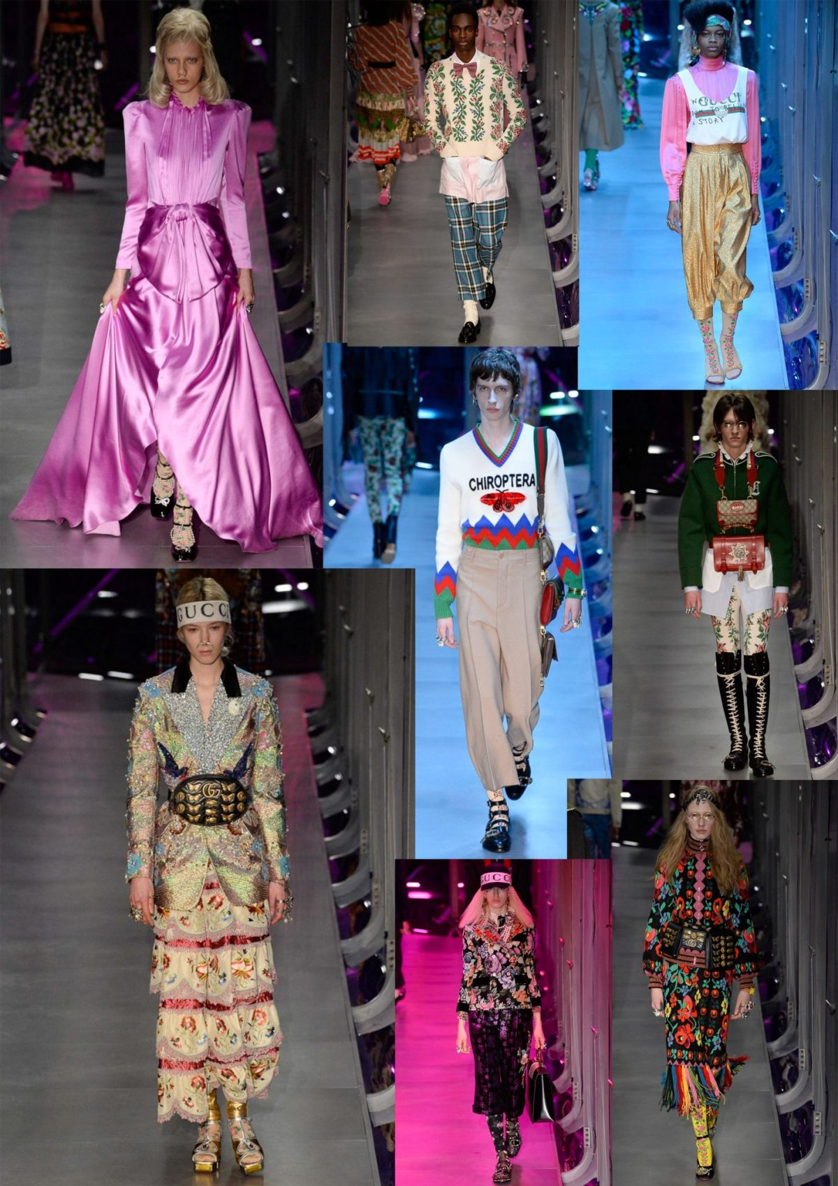 Milan Fashion Week Gucci