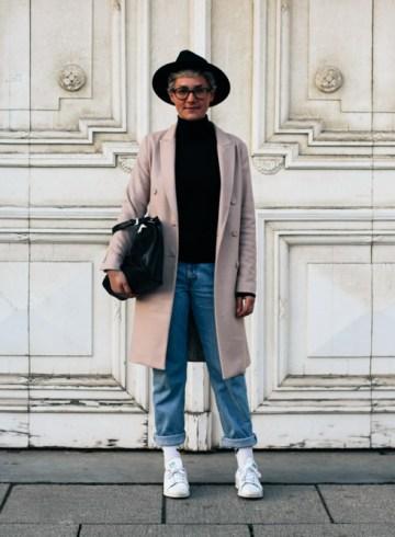 LOOK XIV: Tomboy style in Brussels