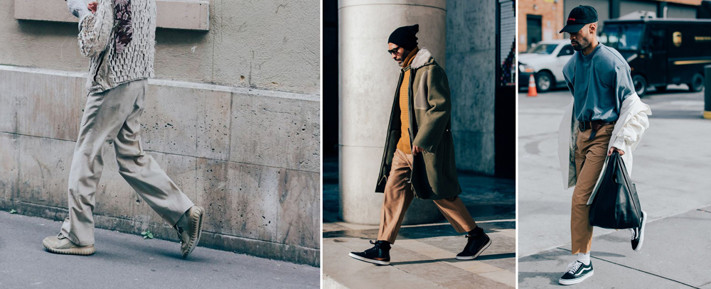 Spring coziness: 4 avant-garde staples men need to keep around