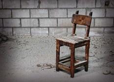 Esa silla que fué