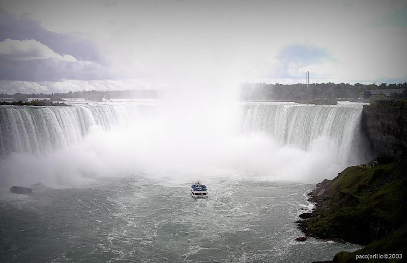 Boat to Niagara