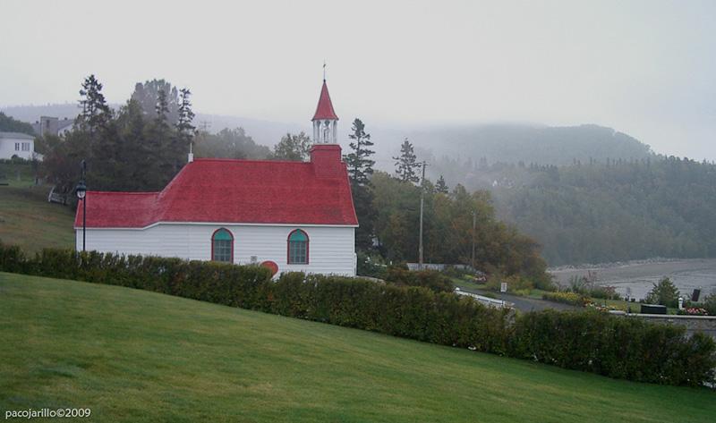La capilla roja