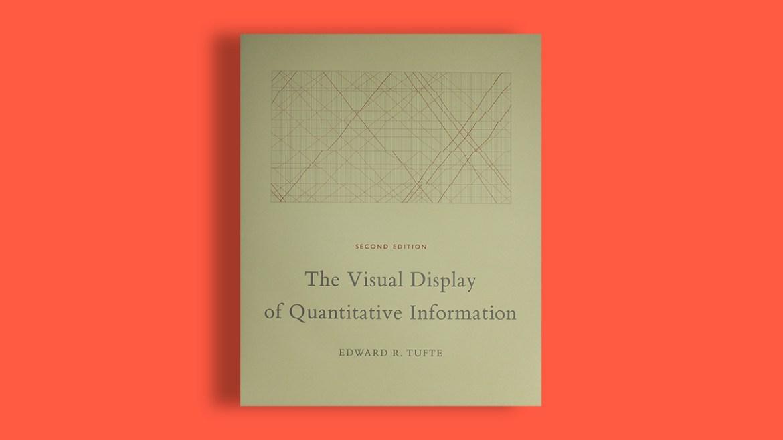 The Visual Display of Quantitative Information de Edward R. Tufte.