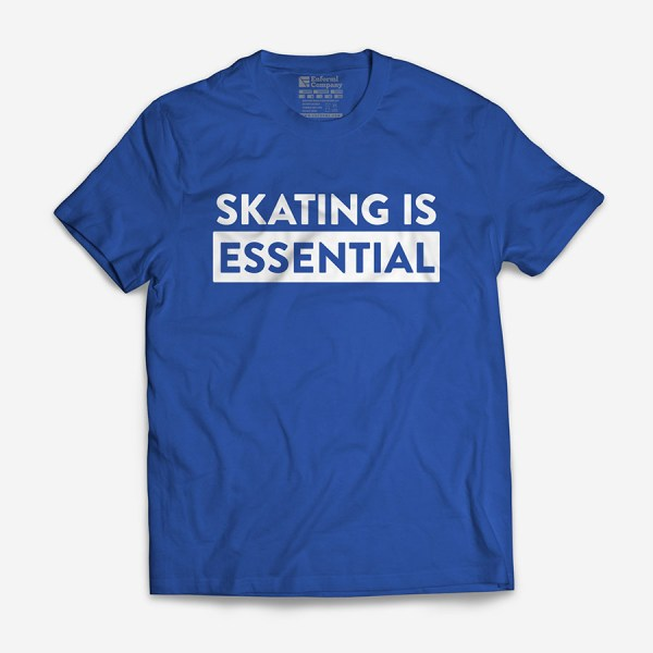 Skating is Essential