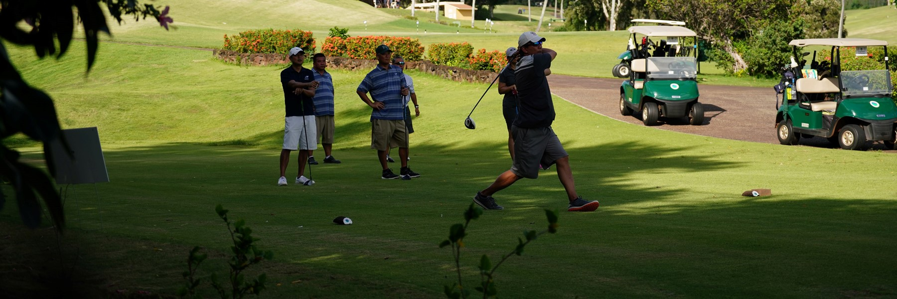 Engineering Alumni Hit The Links In Support Of Student Scholarships