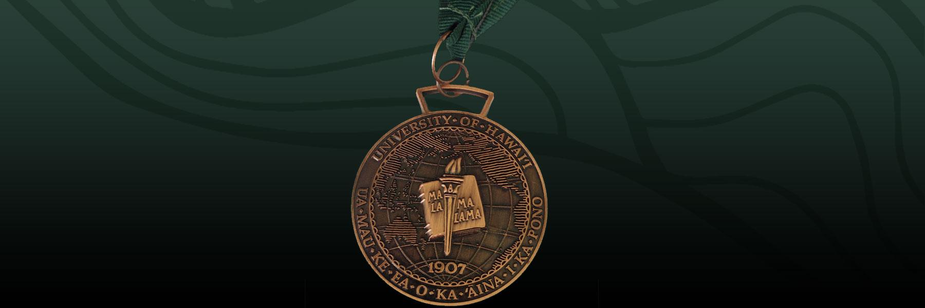 UH Medal.
