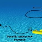 Undersea charging apparatus.