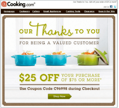 behavioral email marketing