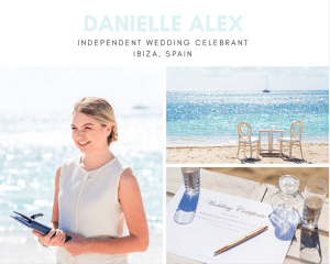 Danielle Alex Wedding Celebrant