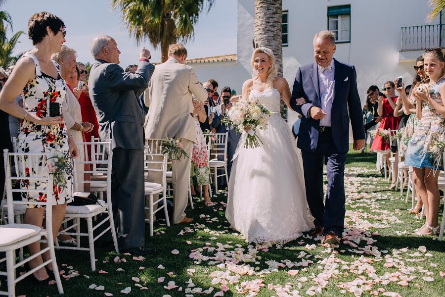 Gemma & James wedding by Radka Horvath