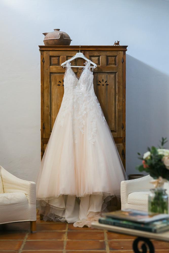 Wedding dress - Eloy Muñoz