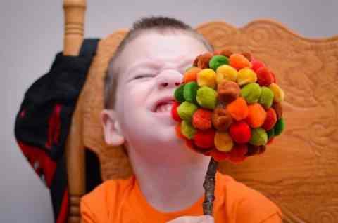 Fall Tree Craft
