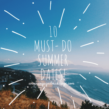 10 Must-Do Summer Date Ideas