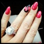 JWoww's Cushion Cut 5 Carat Pink Diamond Ring
