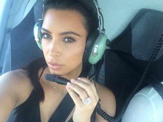 Credit: Kim Kardashian West/Instagram