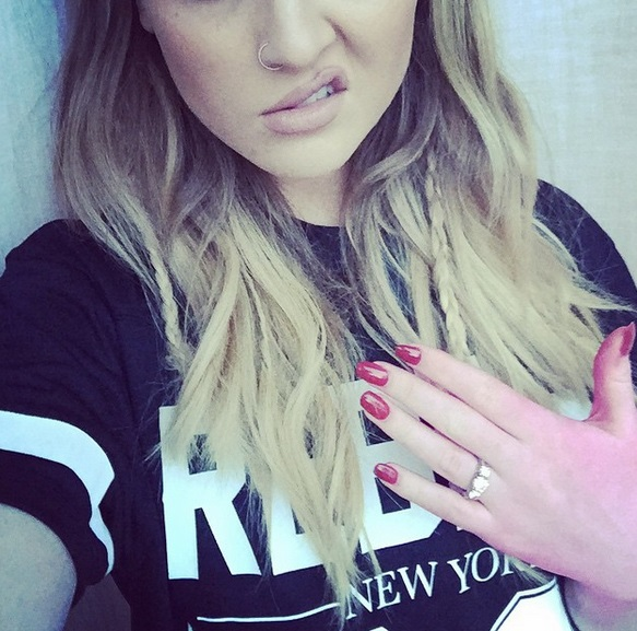 Credit: Perrie Edwards/Instagram