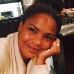 Nia Long's 10 Carat Square Shaped Diamond Ring