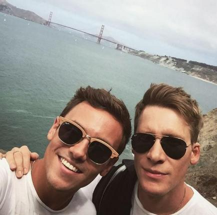 Olympian-Tom-Daley-engaged-to-boyfriend-Dustin-Lance-Black