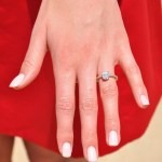 Rolene Strauss' 1.25 Carat Oval Diamond Ring