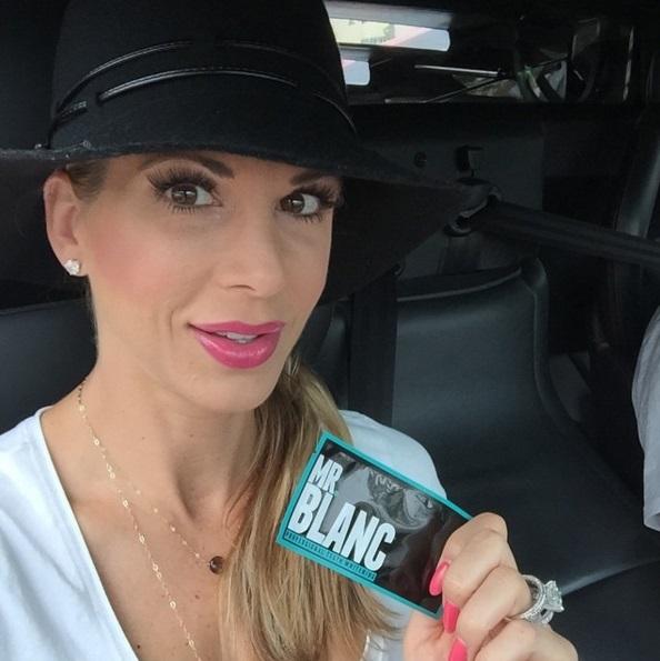 Alexis Bellino S 18 Carat Emerald Cut Diamond Ring