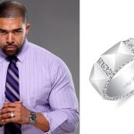 David Otunga's 5 Carat Diamond Ring