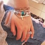 Jenelle Evans' Round Diamond Ring