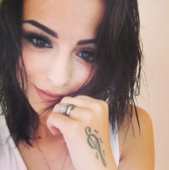 Credit: Cher Lloyd/Instagram