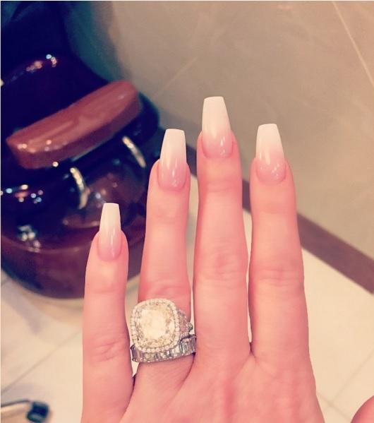Diamond ring 10 karat
