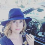 Jenna Fischer's 2 Carat Round Brilliant Cut Diamond Ring