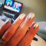 Karina Smirnoff's 5 Carat Emerald Cut Diamond Ring