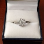 The Story of this Engagement Ring will Blow You Away…