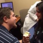 This is Definitely the Best Proposal You'll See Today