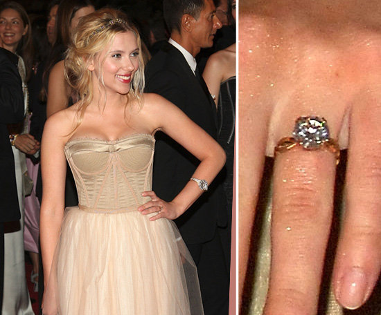 No Bling No Problem Check out these Small Celebrity Engagement Rings
