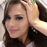Priscilla Meirelles' Round Cut Diamond Ring
