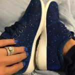 Katie Price's Pear Shaped Diamond Ring