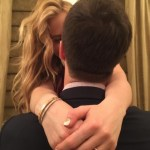 Tara Lipinski's Oval Cut Diamond Ring