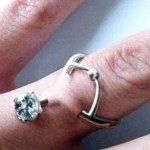 Trend Alert: Engagement Ring Finger Piercings?!