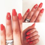 Sonia Morales' Round Cut Diamond Ring