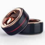 These Rings Let You Feel Your Partner's Heartbeat in Real Time