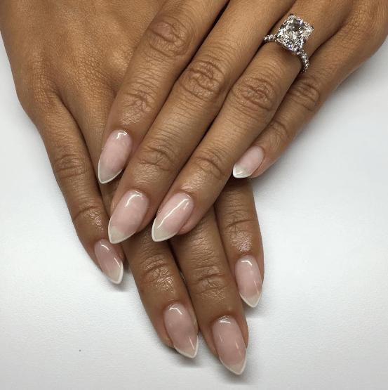 Draya Michele's Cushion Cut Diamond Ring