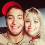 Kimberly Wyatt's Purple Stone Engagement Ring