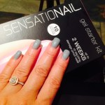 Suzanne Shaw's Square Shaped Diamond Ring